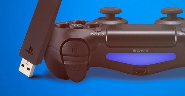 สตีม อัปเดตรองรับทุกฟังก์ชันจอย PS4