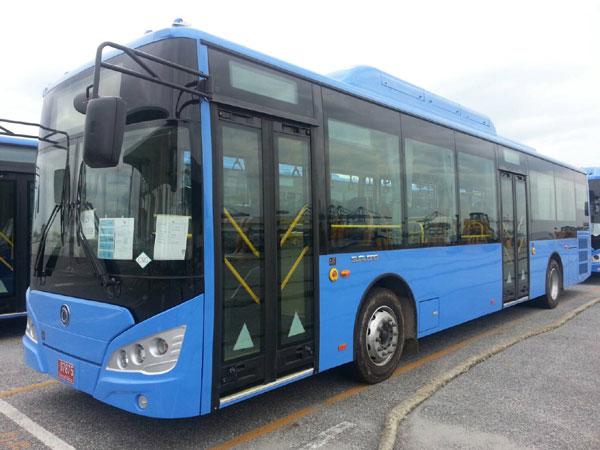 รถเมล์เอ็นจีวีหนีภาษี  เกือบจะเป็นโบว์ดำรัฐบาล คสช.