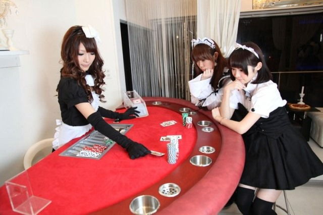 การพนันแบบไม่ใช้เงินสดในญี่ปุ่น