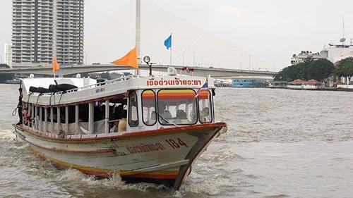 ขึ้นค่าโดยสารเรือด่วนเจ้าพระยา-แสนแสบ 1 บาท มีผล 22 ธ.ค.หลังราคาน้ำมันขึ้นต่อเนื่อง