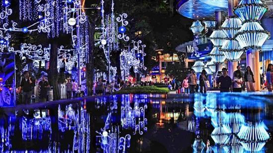 ชวนคุณมาฉลองคริสต์มาสและปีใหม่ที่สิงคโปร์