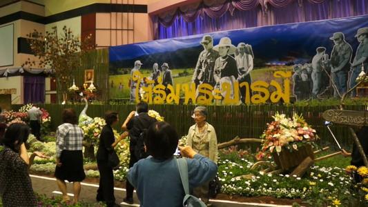 """งานโครงการหลวง2559 """"ใต้ร่มพระบารมี 47 ปี""""เริ่มแล้ว ร่วมรำลึกพระมหากรุณาธิคุณ -สืบสานพระราชปณิธาน ร.9"""
