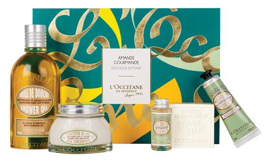 Almond Gift Set จาก Loccitane ราคา 3,390 บาท