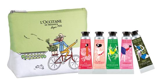 2016 Hand Cream Gastaut Set จาก Loccitane ราคา 850 บาท