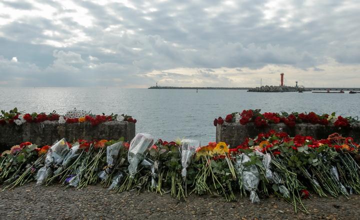 'รัสเซีย'ระบุไม่เกี่ยวก่อการร้าย เครื่องบินทหารตกที่ทะเลดำดับ92
