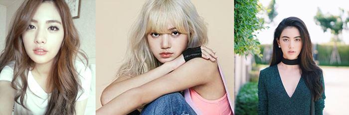 """เผยรายชื่อ 100 อันดับหล่อ-สวยที่สุดในโลกด้านสาวไทย """"ลิซา – ดาวิกา"""" ติดอันดับด้วย"""