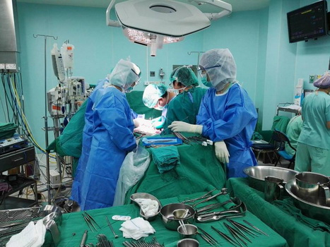 สร้างชื่ออีก! รพ.ขอนแก่นปลูกถ่ายไตจากผู้ป่วยสมองตายสำเร็จเป็นรายแรกในเขตสุขภาพที่ 7