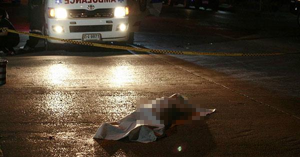 ฆ่าปาดคอบัณฑิตหนุ่ม มศว เสียชีวิตบริเวณปากซอยสุคนธสวัสดิ์ 27