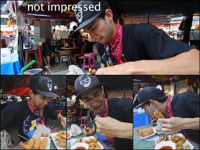 """รับความจริงได้ไหม? """"Street Food"""" เมืองไทย แย่จนต้องคายทิ้ง!!"""