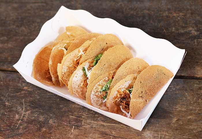ขนมเบื้องไทยไส้เค็ม