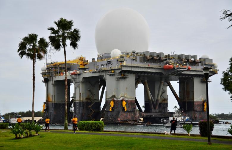 สหรัฐฯส่งเอ็กส์แบนด์ เรดาร์ SB-X ( Sea - Base X- band Radar ) เข้าประจำการ เพื่อจับตาและเฝ้าระวังความเป็นไปได้ที่เกาหลีเหนือจะยิงขีปนาวุธพิสัยไกลในช่วงไม่กี่เดือนข้างหน้า