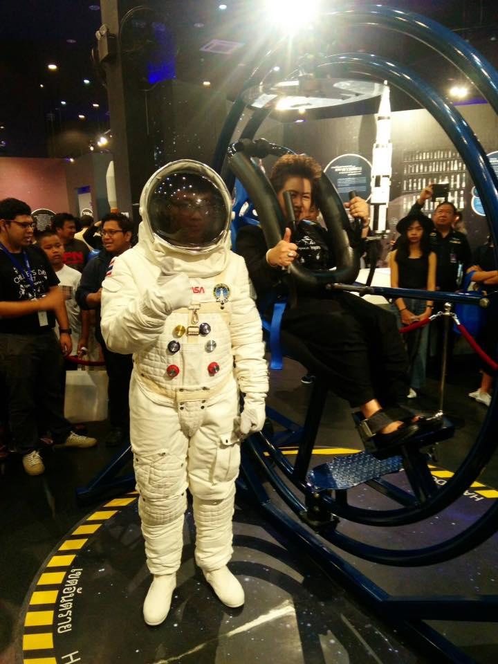 รมต.กระทรวงวิทย์ชู Space Inspirium แหล่งเรียนรู้อวกาศใหม่ของไทย