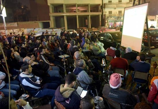 Egyptian football star placed on 'terror' list