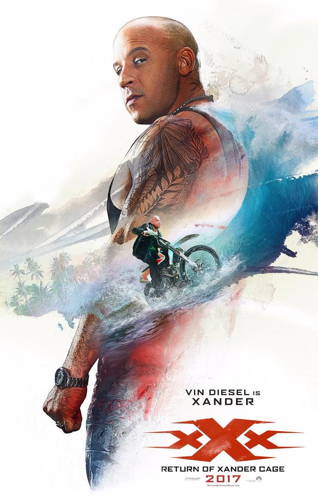 xXx: Return of Xander Cage xXx ทลายแผนยึดโลก