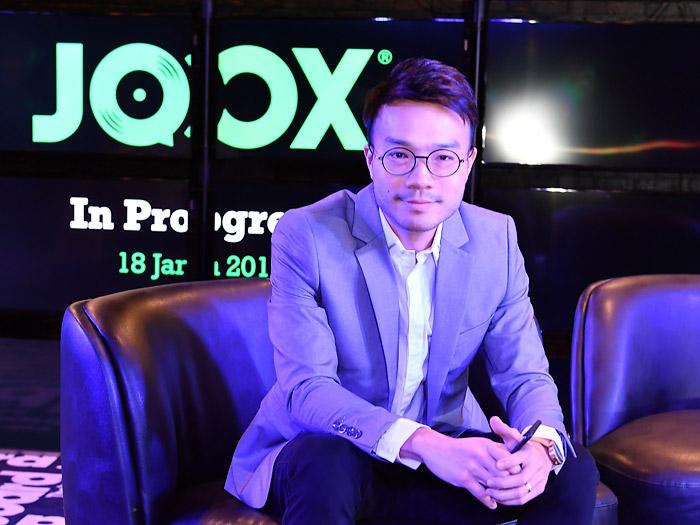 """เป้าหมายใหม่ """"Joox"""" ดึงผู้ใช้ออนไลน์สู่โลกออฟไลน์"""