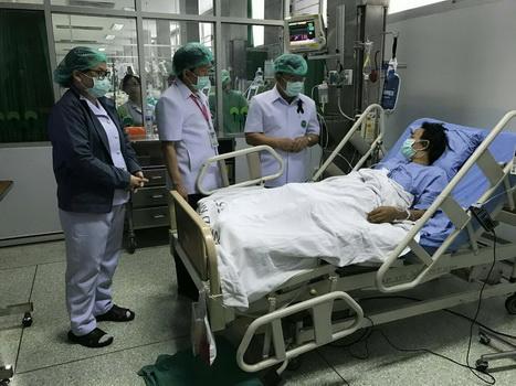 รพ.อุดรฯ ผ่าตัดเปลี่ยนไตหนุ่มใหญ่วัย 42 สำเร็จอีก น่าตกใจ! ผู้ป่วยไตวายเรื้อรังเพิ่มหมื่นคน/ปี