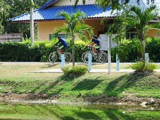วิชาจักรยาน (สอนทักษะการใช้เกียร์ในสภาพเส้นทางต่างๆ)