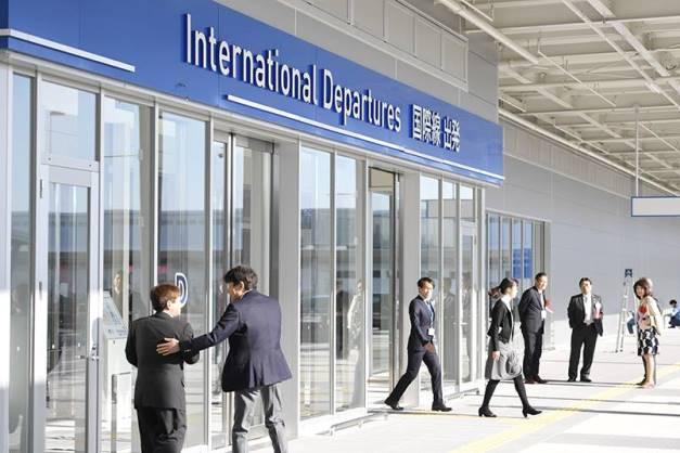 สนามบินคันไซเตรียมเปิดใช้อาคารผู้โดยสารใหม่ สำหรับสายการบินราคาประหยัด
