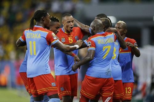 """""""ช้างดำ"""" พ่าย 0-1 ร่วงแอฟริกันฯ """"ดีอาร์ คองโก"""" ซิวแชมป์กลุ่ม"""