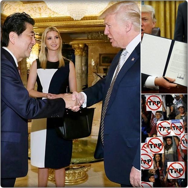InClip:โตเกียวคว่ำข้อเสนอ TPP ออสเตรเลีย ยืนยันหว่านล้อมทรัมป์ให้เปลี่ยนใจ