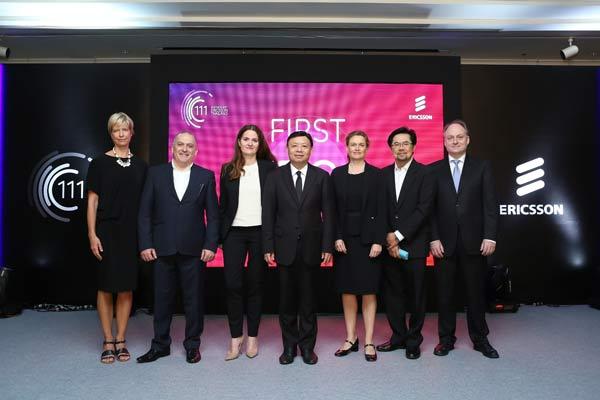 อีริคสัน โชว์เทคโนโลยี 5G ขับเคลื่อนไทยแลนด์ 4.0