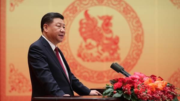 """ประธานาธิบดีสี จิ้นผิง สวัสดีปีใหม่ """"ตรุษจีน"""" แด่ชาวจีนทั่วโลก"""