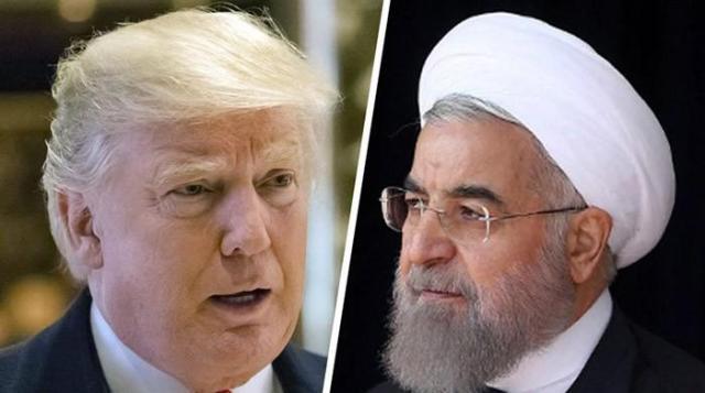 """ผู้นำอิหร่านจวก """"ทรัมป์"""" ตอนนี้ไม่ใช่เวลามาสร้างกำแพง"""