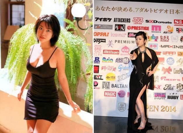 มินะโกะ โคมุไค  ปัจจุบันอายุ 32 ปี ผันตัวสู่วงการ AV