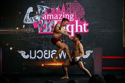 """ททท. จัดงาน """"Amazing Fight"""" สอนมวยไทยแบบ Exclusive ให้ทั่วโลก"""