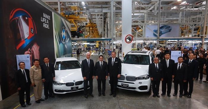 BMW มั่นใจ PHEVตั้งเป้าโต 3 เท่า มีนา เจอซีรี่ส์5 ใหม่