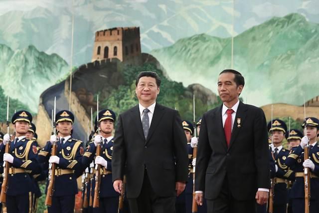 """จีนสยายปีกการค้าการลงทุนในเอเชีย ขณะที่อเมริกัน """"ถอยทัพ"""" กลับบ้าน"""