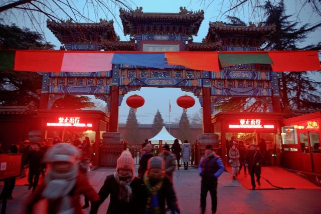 ตรุษจีน อู้ฟู่ เงินสะพัดการท่องเที่ยวจีนกว่า 4 แสนล้าน