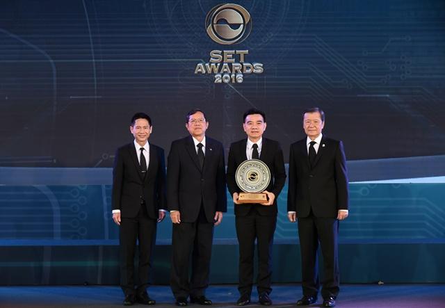 """PTG"" รับรางวัล Best Company Performance Awards และรางวัล Best CEO Award"