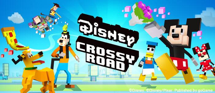 """ข้ามถนนหรรษา """"Disney Crossy Road"""" พร้อมให้บริการ 16 ก.พ.นี้"""