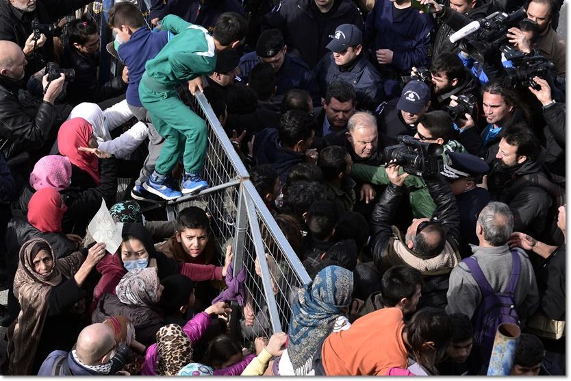 InClips : อียูพลาด! หาบ้านใหม่ให้ผู้อพยพในอิตาลีและกรีซได้แค่ 15,000 จากเป้าเดิม 160,000