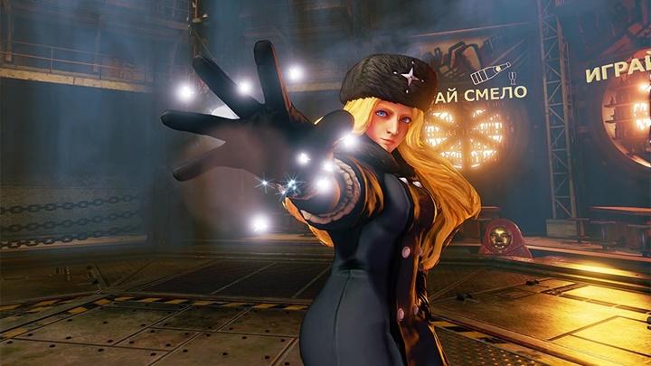 """สตรีทไฟเตอร์ 5 เปิดตัวสาวนักสู้คนใหม่ """"Kolin"""""""