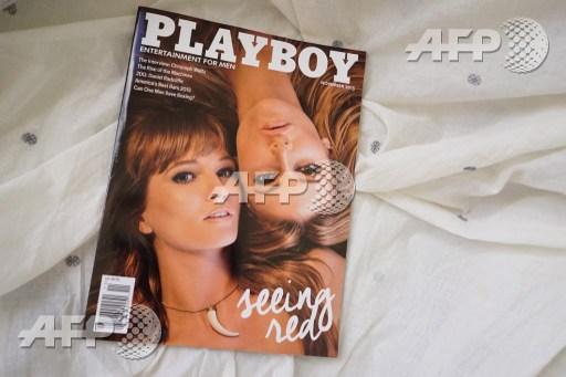 Playboy turns back to nudity: #NakedIsNormal
