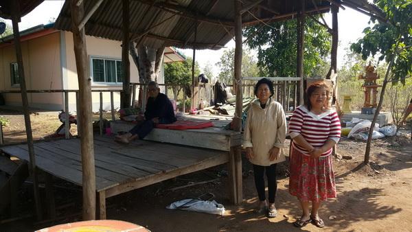ชาวบ้านรุกเขากระโดงวอนรัฐขออยู่ทำกินจนกว่ารัฐจะเยียวยา
