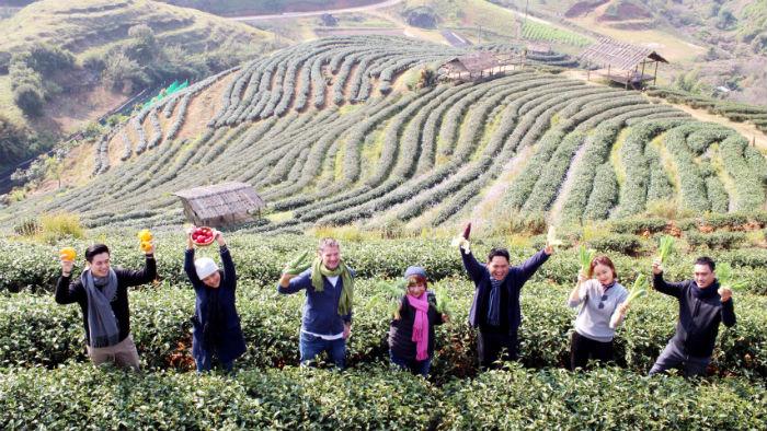 """กรมการท่องเที่ยว ชู """"กูเม่ร์ทริปส์"""" เที่ยวแบบเข้าถึงแหล่งผลิต เรียนรู้วัฒนธรรมไทยผ่านอาหาร"""