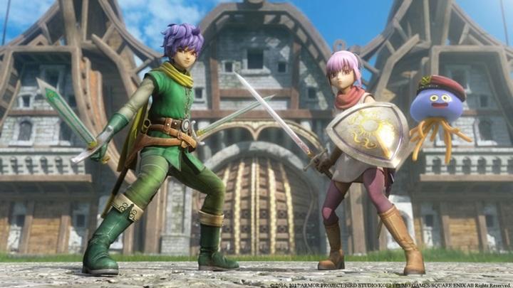 """""""Dragon Quest Heroes 2"""" เตรียมออกภาษาอังกฤษลงพีซี"""