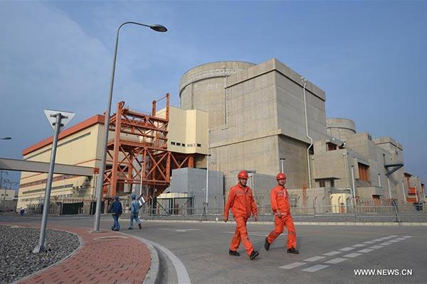 จีนเผย สร้างเครื่องปฏิกรณ์นิวเคลียร์เพิ่ม 8 แห่ง ในปี 2560
