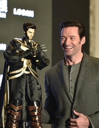 Wolverine' braves Taiwan's stinky tofu