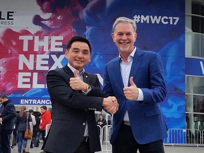 เอไอเอส ขยับเพิ่มคอนเทนต์ เอ็กซ์คลูซีฟ Netflix ในไทย