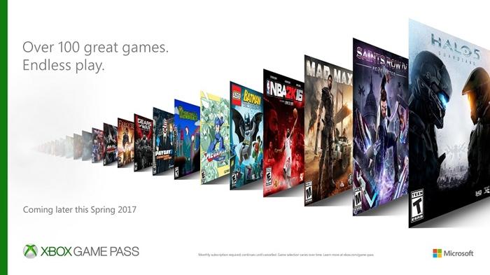 """ไมโครซอฟต์ งัดแคมเปญ """"Xbox Game Pass"""" สามร้อยบาท เล่นได้ทุกเกม"""