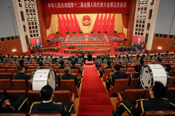 รู้จักสมัชชาผู้แทนประชาชนแห่งชาติจีน  (เอ็นพีซี)