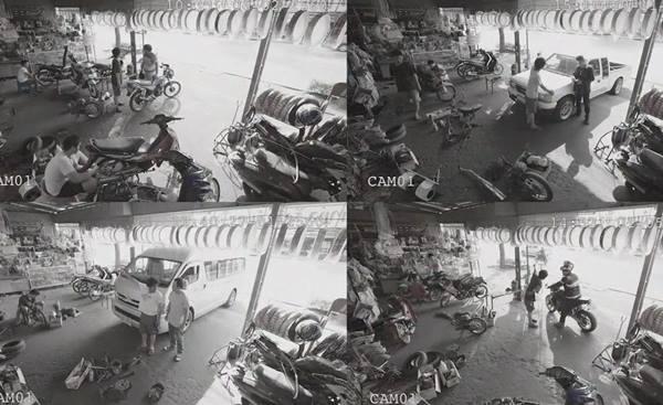 """(ชมคลิป) ชาวเน็ตแห่ชมปฏิบัติการจับ """"ฆาตกรต่อเนื่อง"""" สุดท้ายจับแพะเพราะสิ่งนี้"""