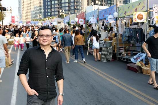 ชอป ชิม ชิล โปรเจกต์ใหญ่คอนโดดังเตรียมยกระดับโกอินเตอร์สิ้นปีนี้