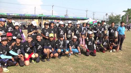 จัดการแข่งขันในพื้นที่อำเภอโป่งน้ำร้อน จังหวัดจันทบุรี ในระหว่างวันที่ 11 ถึง 12 มีนาคม 2560