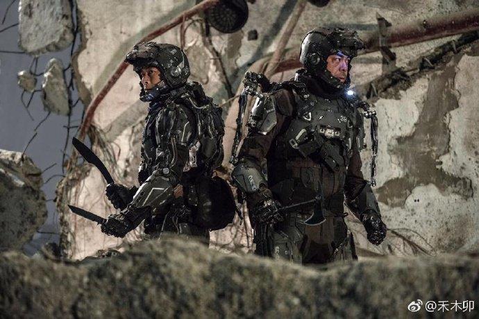 """ทุ่มทุน 1.5 พันล้านบาท """"Warriors of Future"""" แอ็กชั่นไซไฟความแปลกใหม่ล่าสุดจากหนังฮ่องกง"""