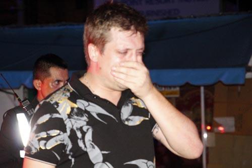 โซเซียล เป็นเหตุ ต่างชาติ เดินเล่นวีดีโอคอล ริมถนนถูกชนดับคาที่